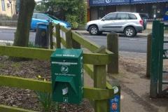 12/3/16 - Dog Waste Bag Dispenser Bins