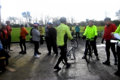 22/2/14 - Greenmount Cycle Group's First Outing